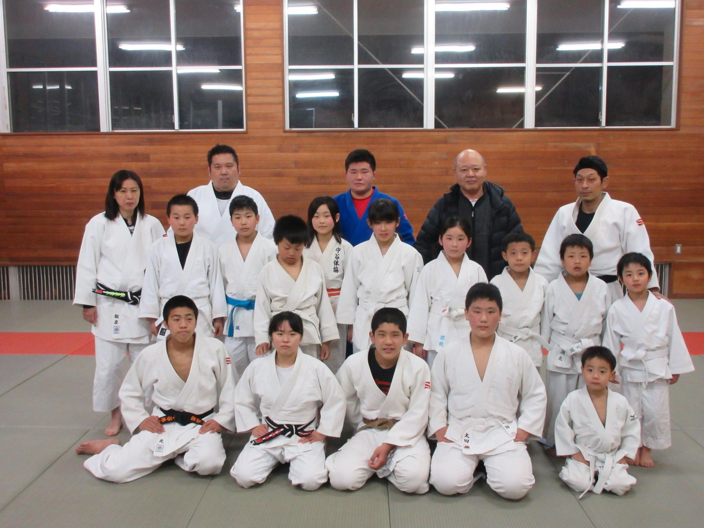 スポーツ柔道